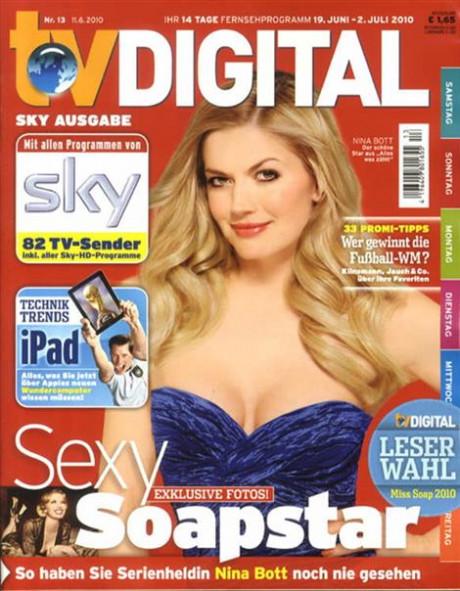 TV Digital Sky Österreich im Abo - aktuelles Zeitschriftencover