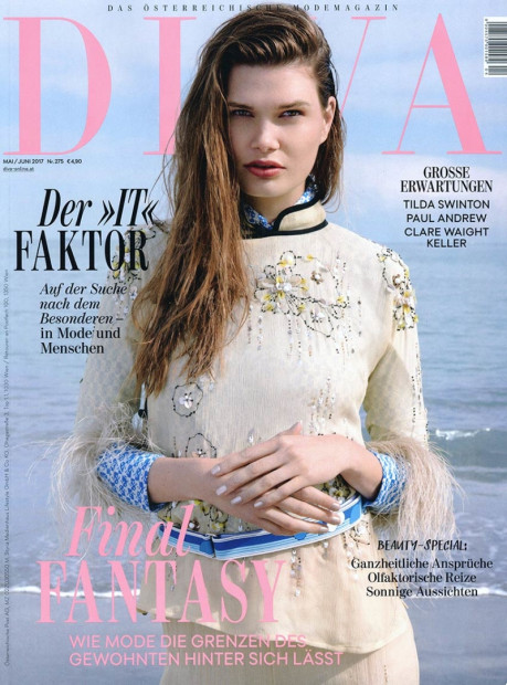 DIVA im Abo - aktuelles Zeitschriftencover
