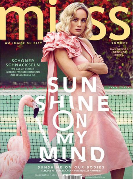 miss im Abo - aktuelles Zeitschriftencover