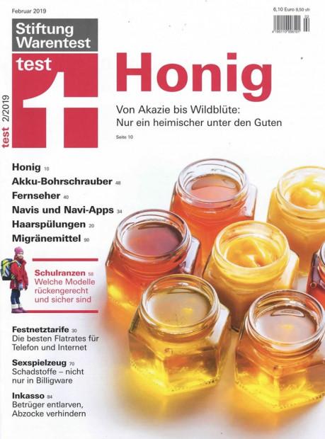 test im Abo - aktuelles Zeitschriftencover