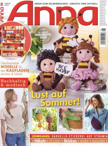 Anna im Abo - aktuelles Zeitschriftencover