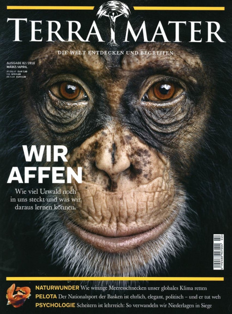 Terra Mater Magazin im Abo - aktuelles Zeitschriftencover