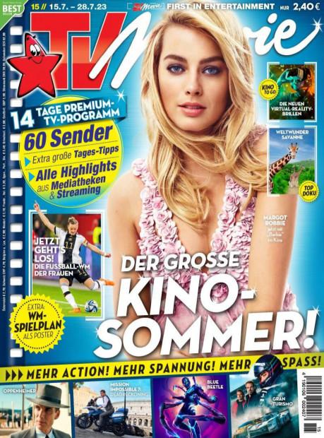 TV Movie DVD im Abo - aktuelles Zeitschriftencover
