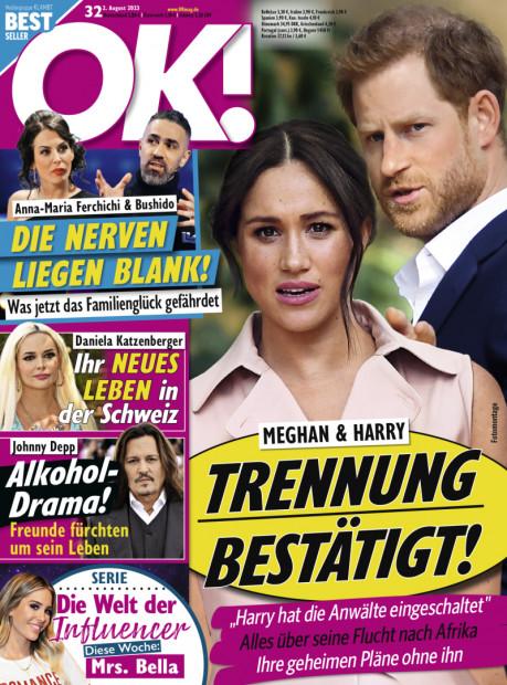 OK! im Abo - aktuelles Zeitschriftencover