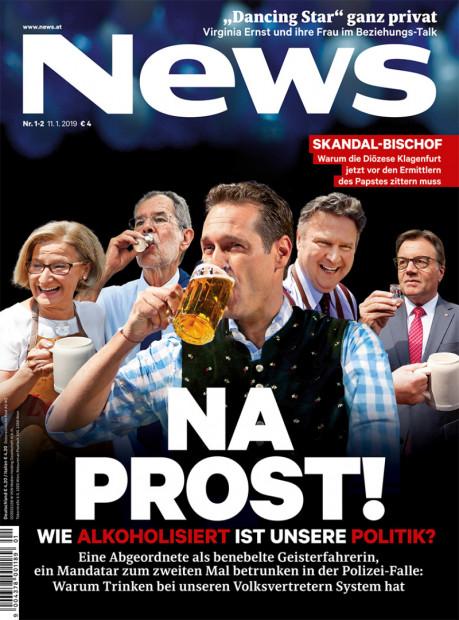 News im Abo - aktuelles Zeitschriftencover